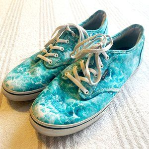 Vans Ocean Water Atwood Low W8.5 Limited Edition